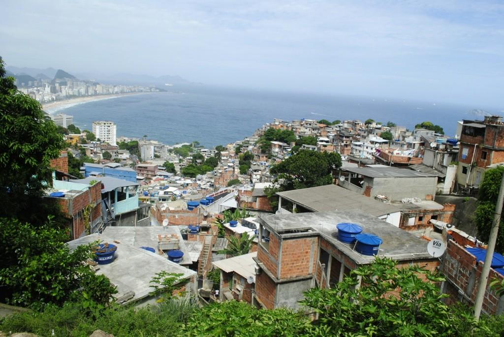 Rua 25 de Novembro, parte Alta do Vidigal